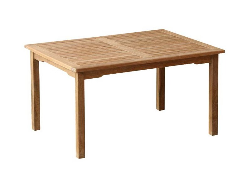 Stůl WINNER TEAK 130x90